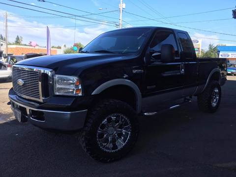 2006 Ford F-250 Super Duty for sale in Woodburn, OR
