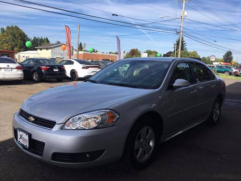 2011 Chevrolet Impala for sale in Woodburn, OR