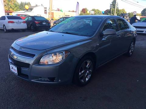 2008 Chevrolet Malibu for sale in Woodburn, OR