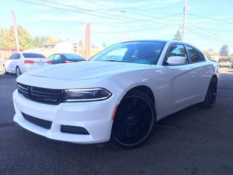 2015 Dodge Charger for sale in Woodburn, OR