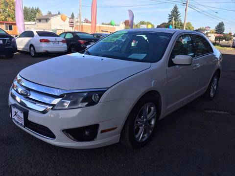 2012 Ford Fusion for sale in Woodburn, OR
