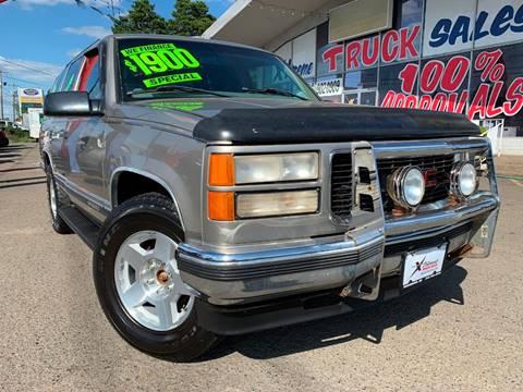 1999 GMC Yukon for sale in Woodburn, OR