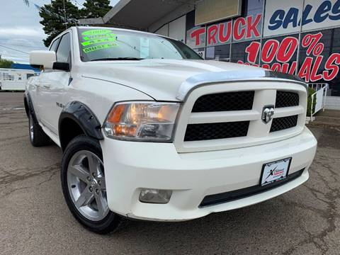 Dodge Ram Trucks For Sale >> 2009 Dodge Ram Pickup 1500 For Sale In Woodburn Or
