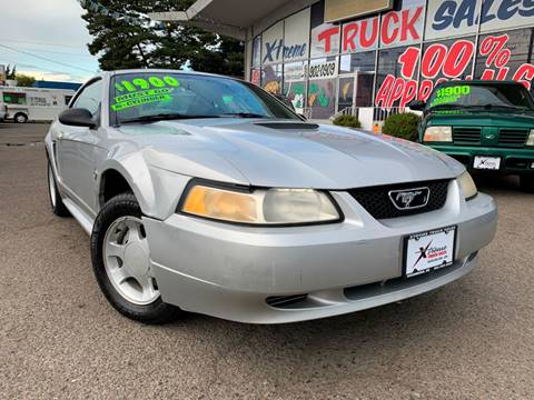 1999 Ford Mustang for sale in Woodburn, OR