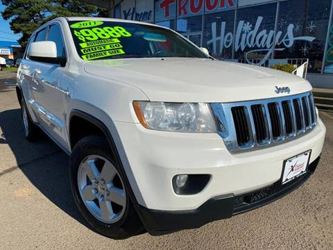 2011 Jeep Grand Cherokee for sale at Xtreme Truck Sales in Woodburn OR