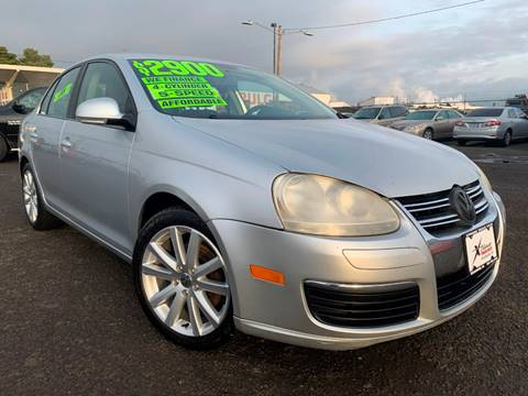 2006 Volkswagen Jetta for sale at Xtreme Truck Sales in Woodburn OR