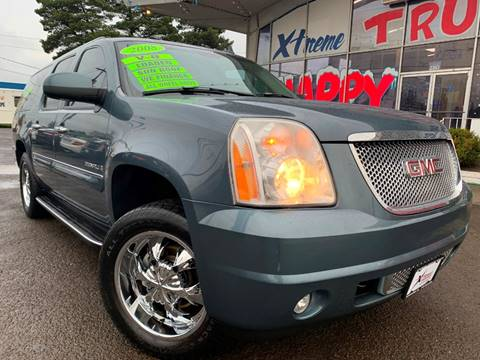 2008 GMC Yukon XL for sale at Xtreme Truck Sales in Woodburn OR