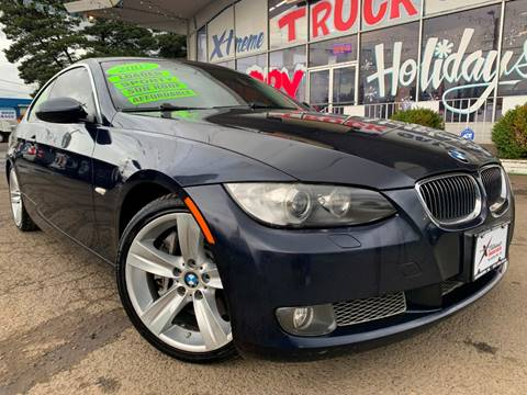 2007 BMW 3 Series for sale at Xtreme Truck Sales in Woodburn OR