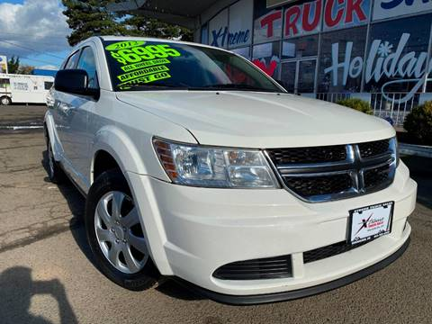 2012 Dodge Journey for sale at Xtreme Truck Sales in Woodburn OR