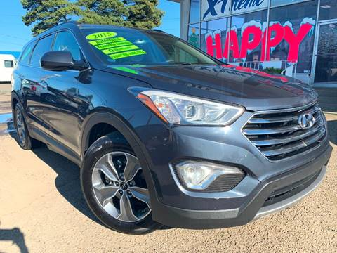 2015 Hyundai Santa Fe for sale at Xtreme Truck Sales in Woodburn OR