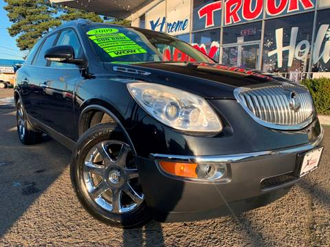 2009 Buick Enclave for sale at Xtreme Truck Sales in Woodburn OR