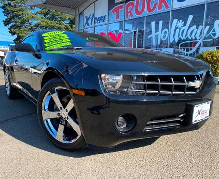 2010 Chevrolet Camaro for sale at Xtreme Truck Sales in Woodburn OR
