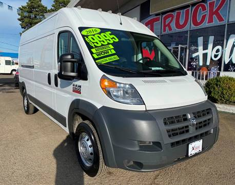 2016 RAM ProMaster Cargo for sale at Xtreme Truck Sales in Woodburn OR