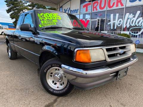 1995 Ford Ranger for sale at Xtreme Truck Sales in Woodburn OR