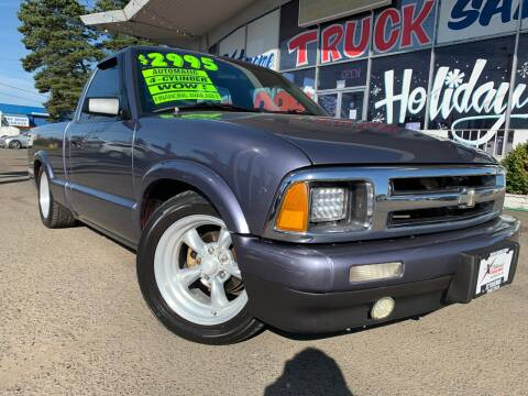 1994 Chevrolet S-10 for sale at Xtreme Truck Sales in Woodburn OR