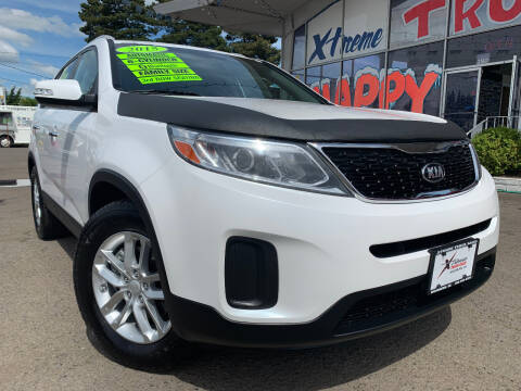 2015 Kia Sorento for sale at Xtreme Truck Sales in Woodburn OR