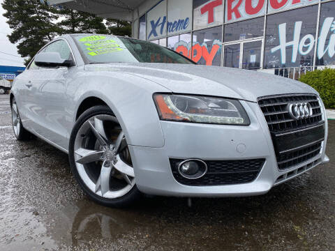 2011 Audi A5 for sale at Xtreme Truck Sales in Woodburn OR