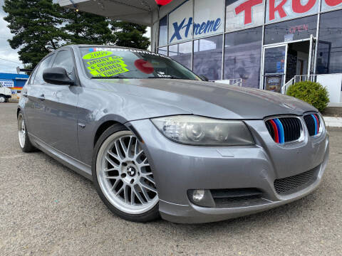 2009 BMW 3 Series for sale at Xtreme Truck Sales in Woodburn OR