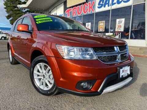 2014 Dodge Journey for sale at Xtreme Truck Sales in Woodburn OR