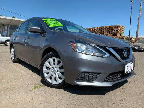 2016 Nissan Sentra for sale at Xtreme Truck Sales in Woodburn OR