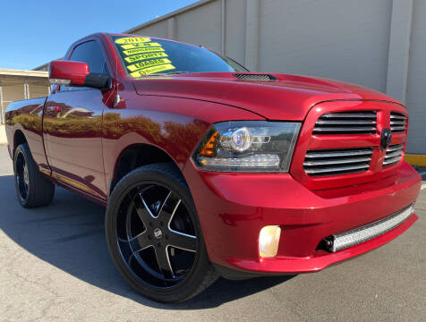 2015 RAM Ram Pickup 1500 for sale at Xtreme Truck Sales in Woodburn OR