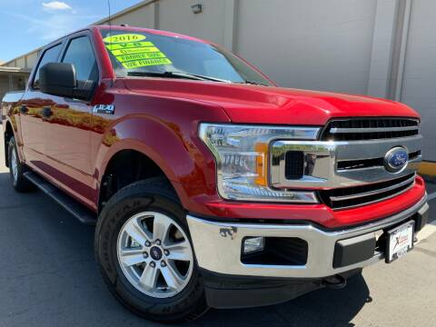 2018 Ford F-150 for sale at Xtreme Truck Sales in Woodburn OR