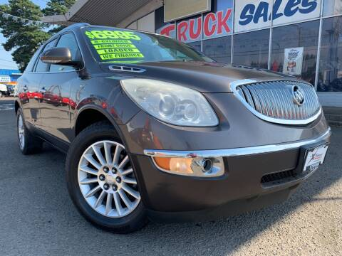 2008 Buick Enclave for sale at Xtreme Truck Sales in Woodburn OR