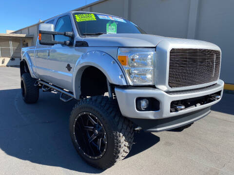 2014 Ford F-350 Super Duty for sale at Xtreme Truck Sales in Woodburn OR