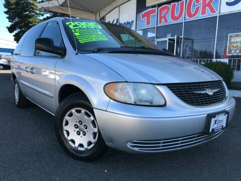 2003 Chrysler Town and Country for sale at Xtreme Truck Sales in Woodburn OR