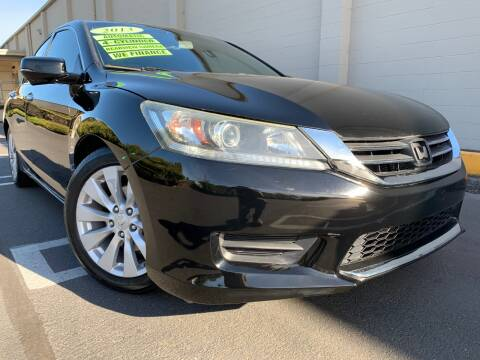 2013 Honda Accord for sale at Xtreme Truck Sales in Woodburn OR