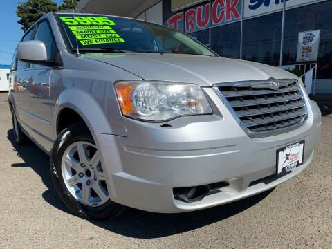 2010 Chrysler Town and Country for sale at Xtreme Truck Sales in Woodburn OR