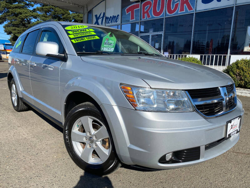 2010 Dodge Journey for sale at Xtreme Truck Sales in Woodburn OR