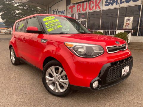 2016 Kia Soul for sale at Xtreme Truck Sales in Woodburn OR