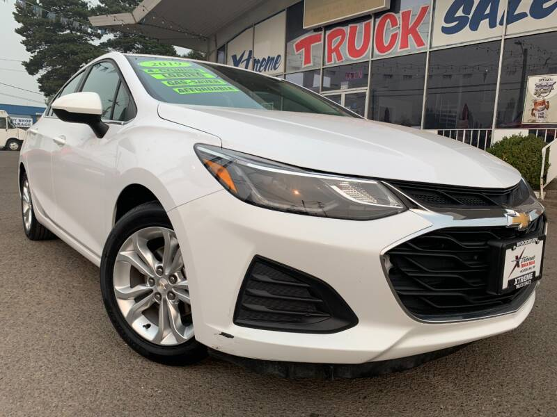 2019 Chevrolet Cruze for sale at Xtreme Truck Sales in Woodburn OR