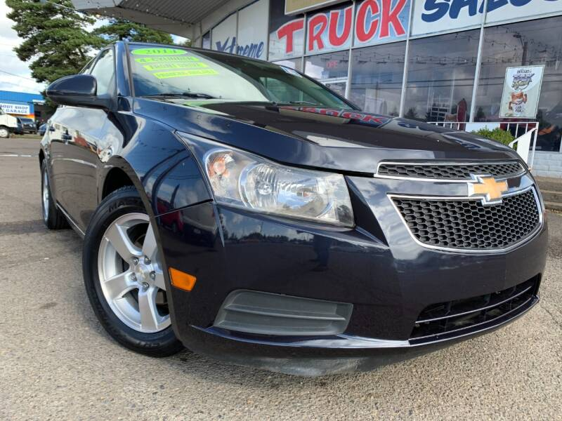 2014 Chevrolet Cruze for sale at Xtreme Truck Sales in Woodburn OR
