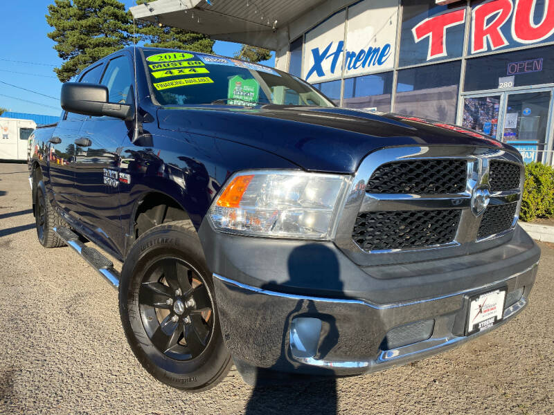 2014 RAM Ram Pickup 1500 for sale at Xtreme Truck Sales in Woodburn OR