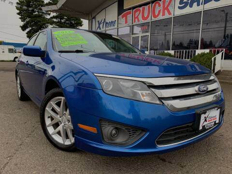 2011 Ford Fusion for sale at Xtreme Truck Sales in Woodburn OR