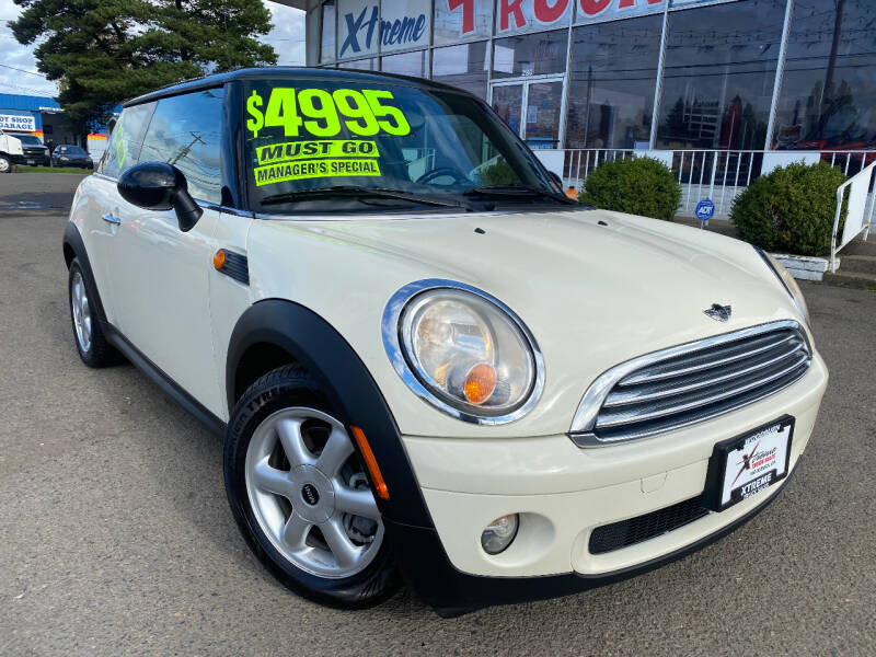 2010 MINI Cooper for sale at Xtreme Truck Sales in Woodburn OR