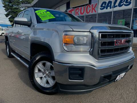 2015 GMC Sierra 1500 for sale at Xtreme Truck Sales in Woodburn OR