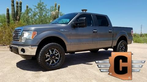2012 Ford F-150 for sale in Tempe, AZ