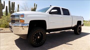 2015 Chevrolet Silverado 2500HD for sale in Tempe, AZ