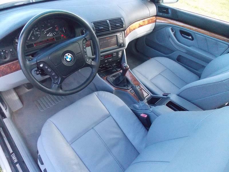 2001 BMW 5 Series for sale at Essen Motor Company, Inc. in Lebanon TN