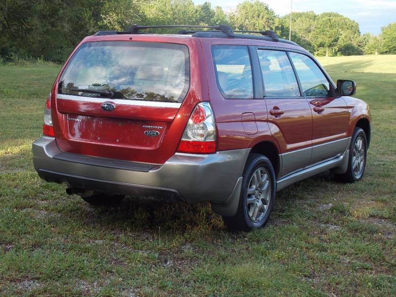 2008 Subaru Forester for sale at Essen Motor Company, Inc. in Lebanon TN