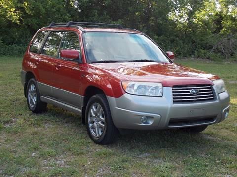 2008 Subaru Forester for sale in Lebanon, TN