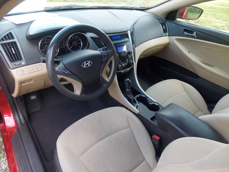 2011 Hyundai Sonata for sale at Essen Motor Company, Inc. in Lebanon TN