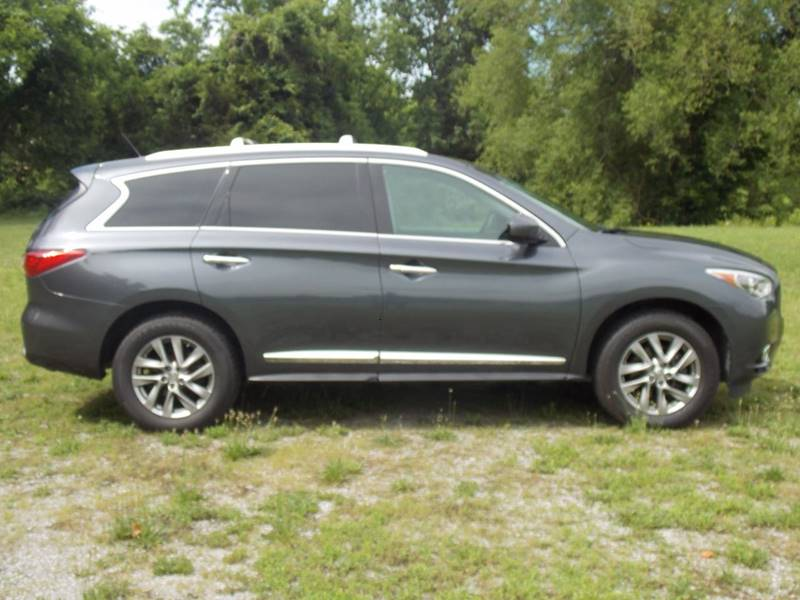 2013 Infiniti JX35 for sale at Essen Motor Company, Inc. in Lebanon TN