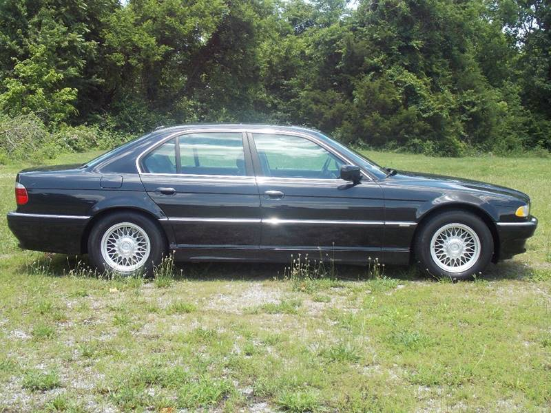 2001 BMW 7 Series for sale at Essen Motor Company, Inc. in Lebanon TN