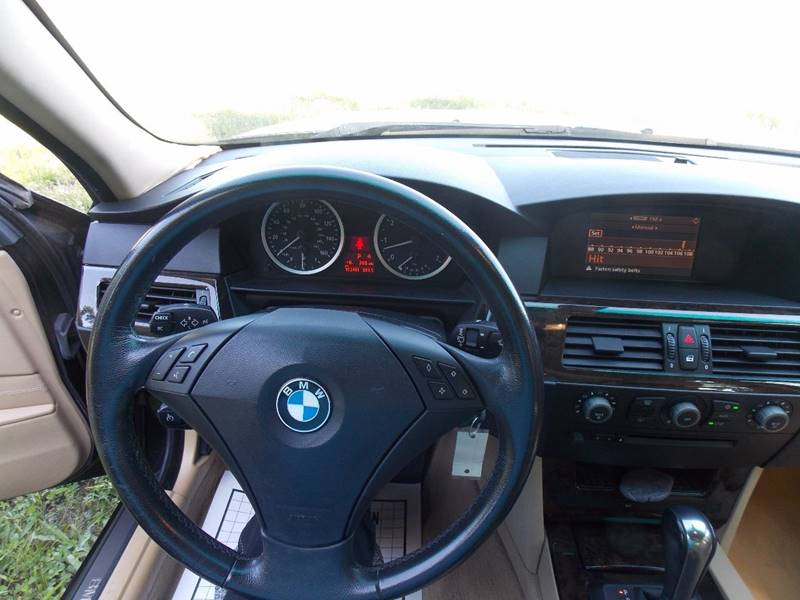 2005 BMW 5 Series for sale at Essen Motor Company, Inc. in Lebanon TN