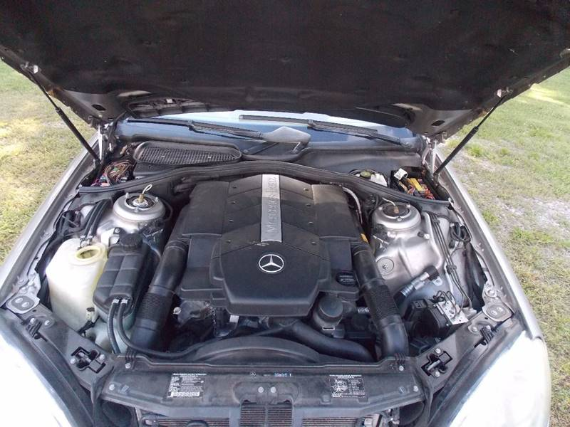 2003 Mercedes-Benz S-Class for sale at Essen Motor Company, Inc. in Lebanon TN