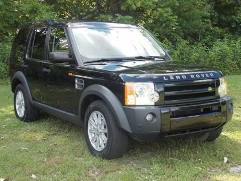 2008 Land Rover LR3 for sale at Essen Motor Company, Inc. in Lebanon TN
